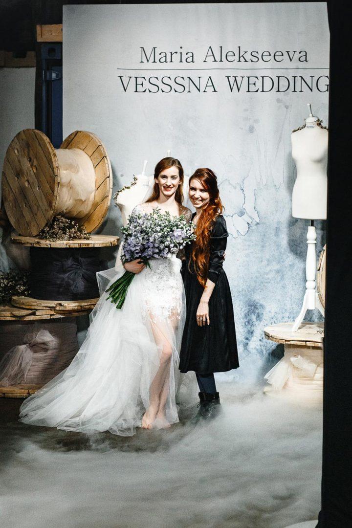 показ коллекции vesssna wedding 23