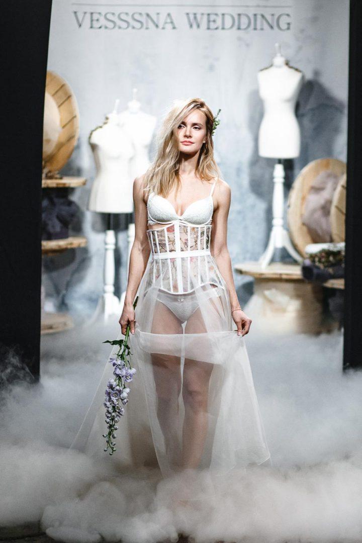 показ коллекции vesssna wedding 4