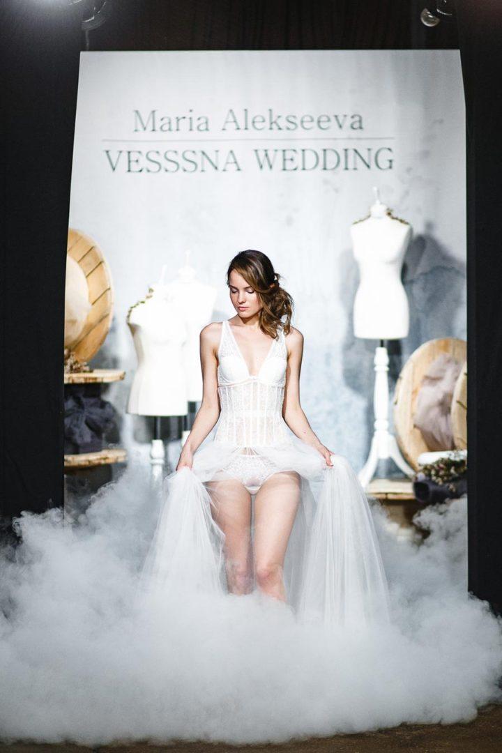 показ коллекции vesssna wedding 7