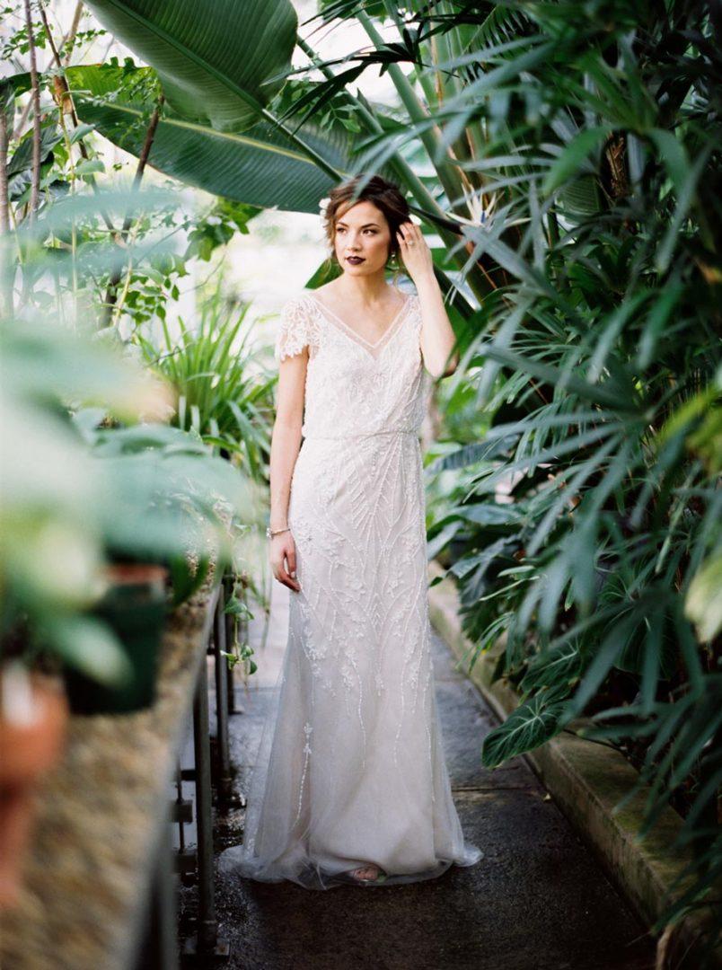свадьба в стиле ботаник 17