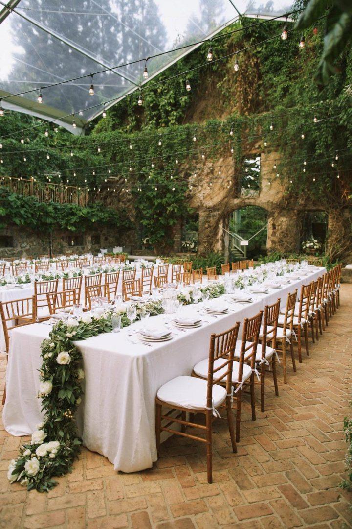 свадьба в стиле ботаник 2