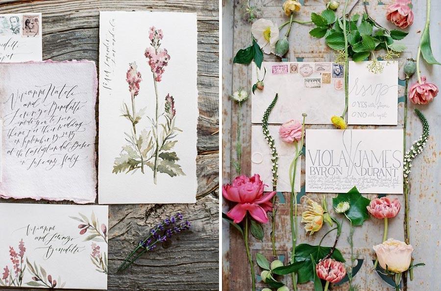 свадьба в стиле ботаник 24