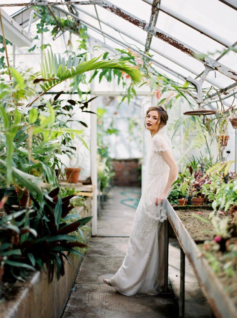свадьба в стиле ботаник 28