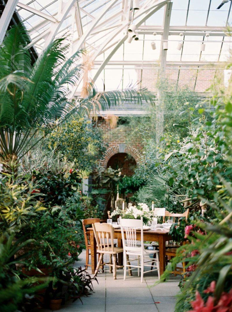 свадьба в стиле ботаник 3