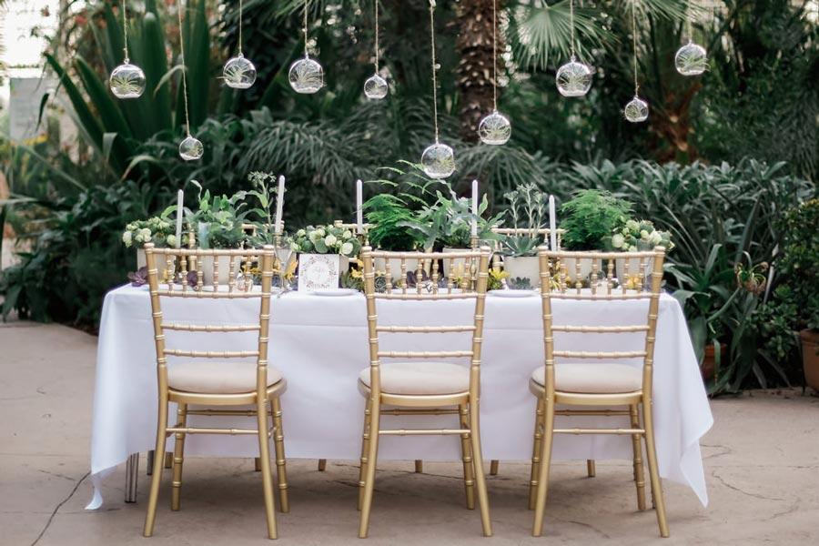 свадьба в стиле ботаник 4
