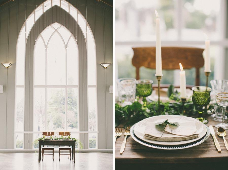 свадьба в стиле ботаник 6