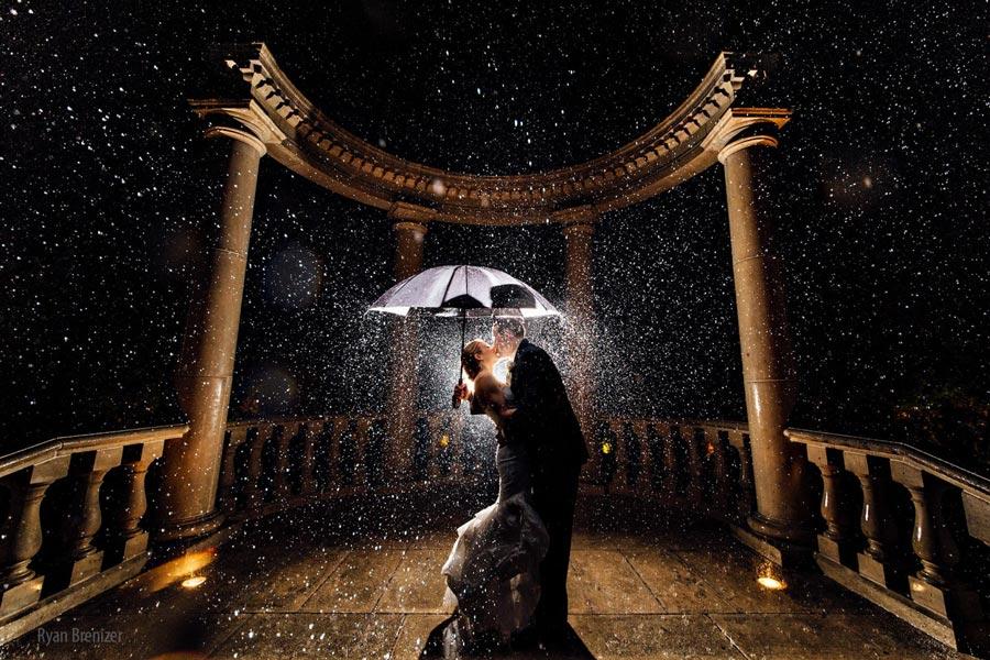 7 главных советов для свадьбы в дождь 10