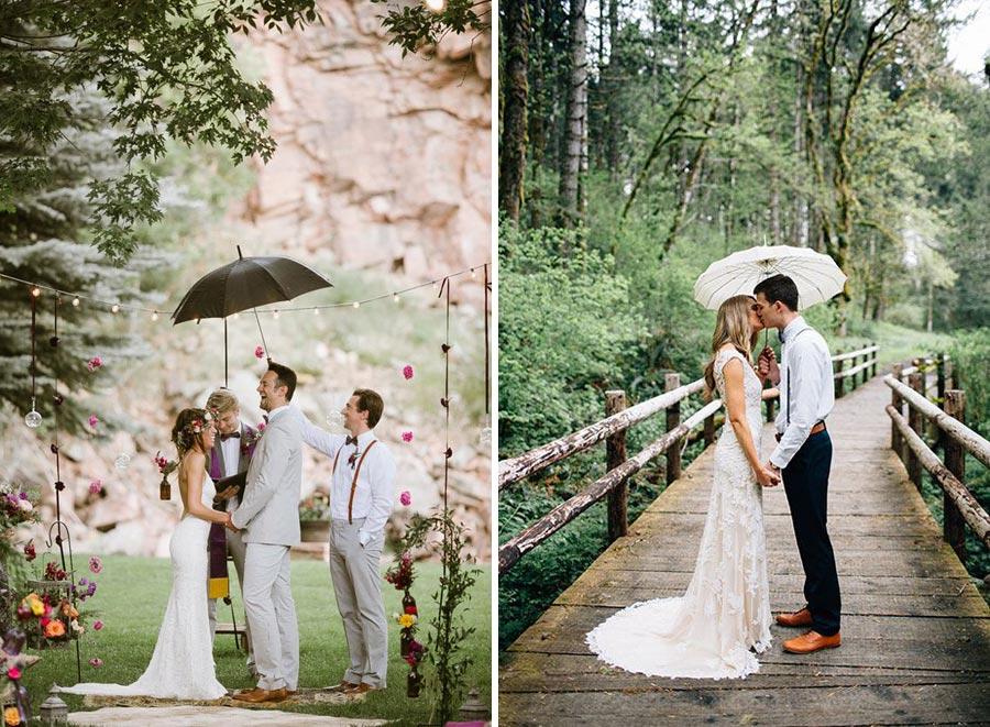 7 главных советов для свадьбы в дождь 12