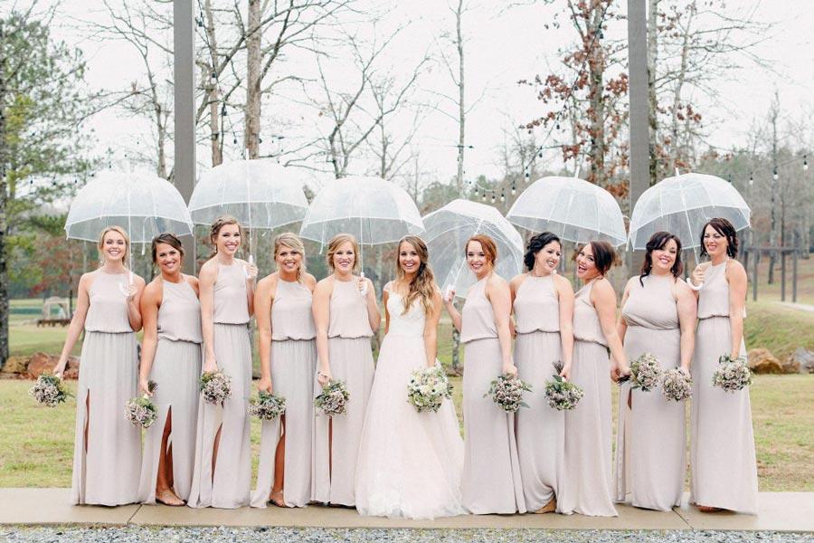 7 главных советов для свадьбы в дождь 13