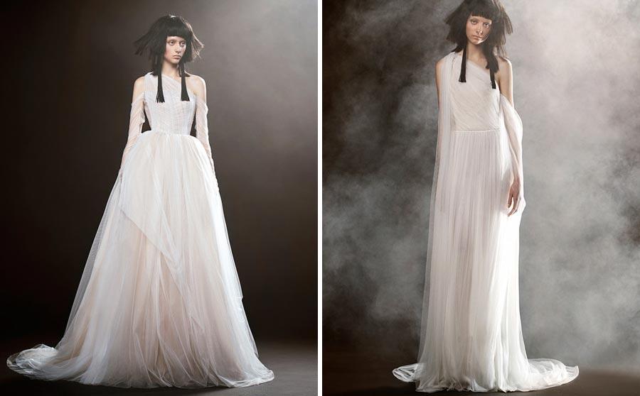 самые красивые свадебные платья 2018 15