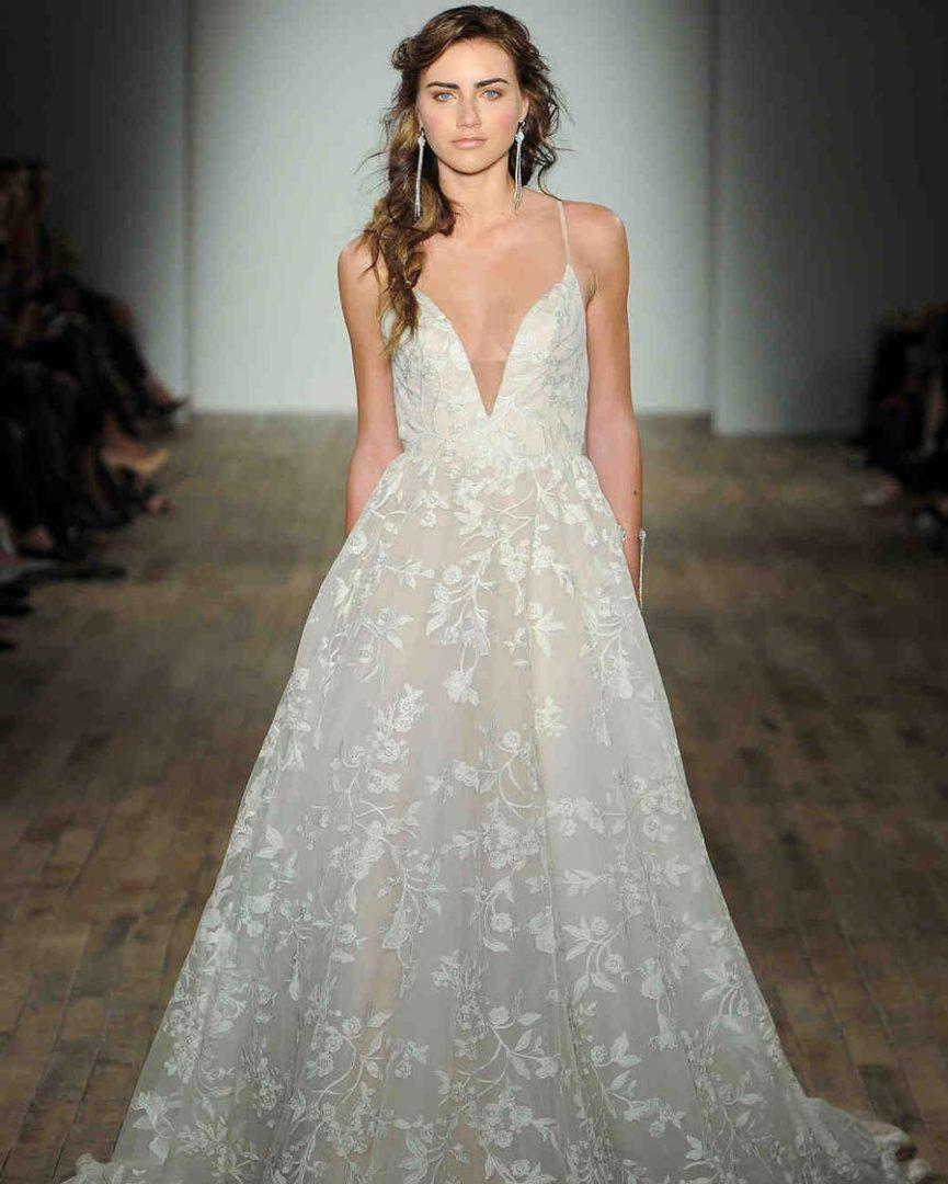 самые красивые свадебные платья 2018 19