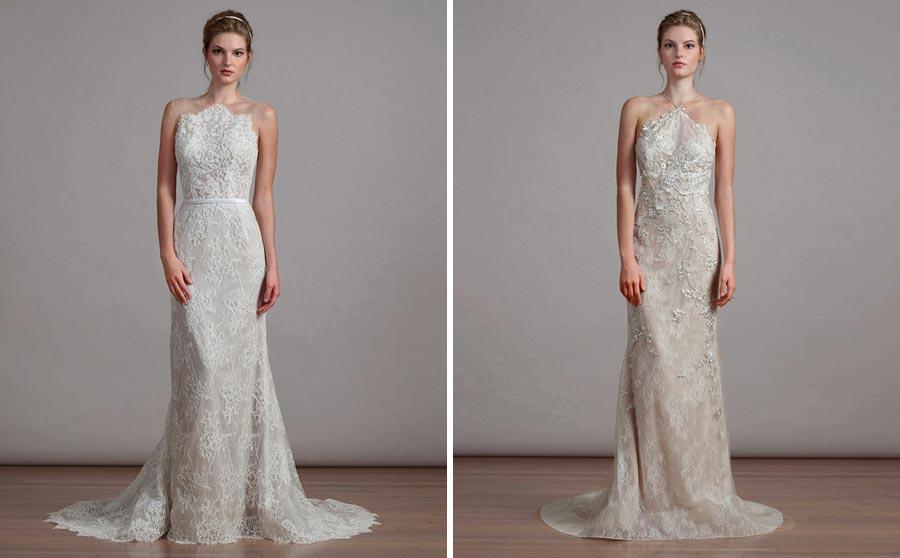 самые красивые свадебные платья 2018 20
