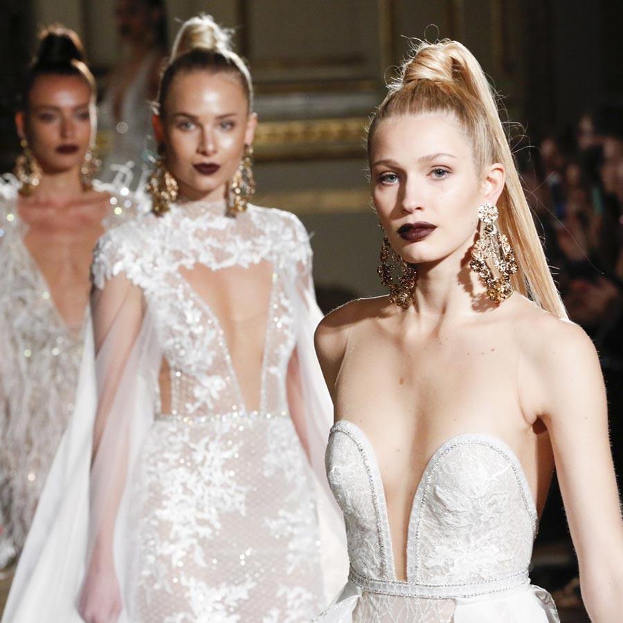 свадебный макияж 2018 11