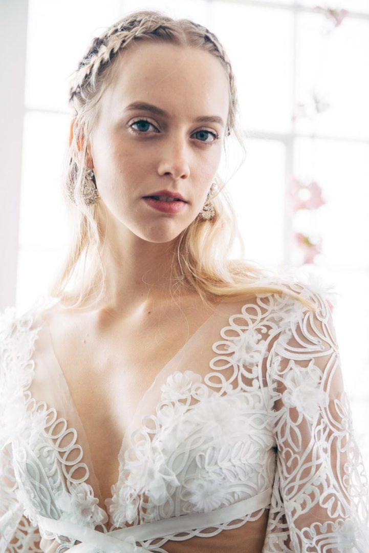 свадебный макияж 2018 2