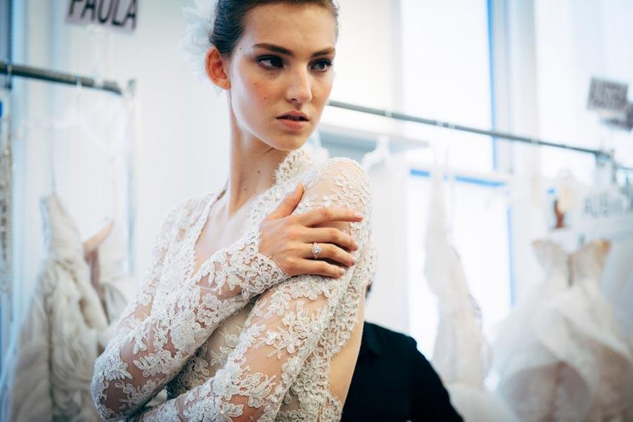 свадебный макияж 2018 5