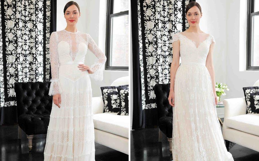 свадебные платья 2018: главные тенденции 13
