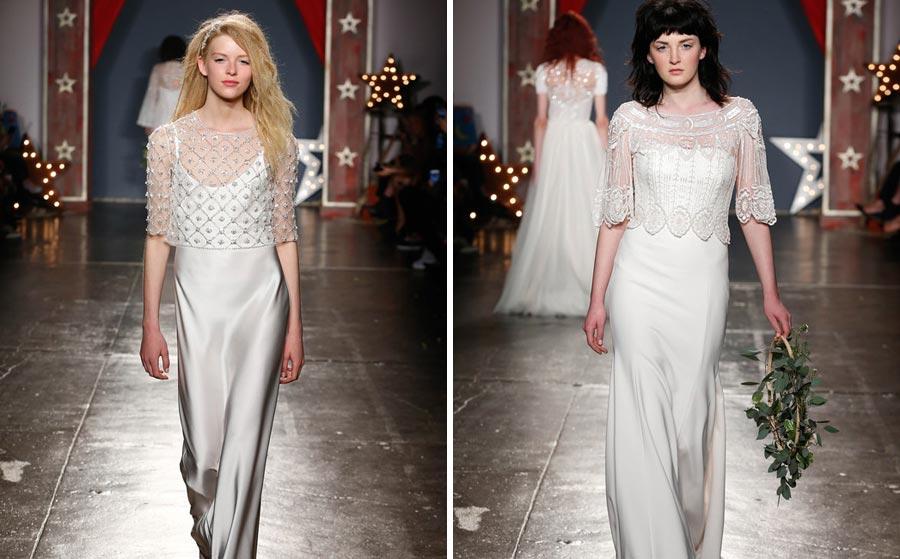 свадебные платья 2018: главные тенденции 19