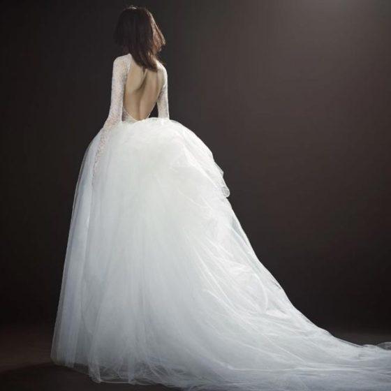 Свадебные платья 2018: главные тенденции