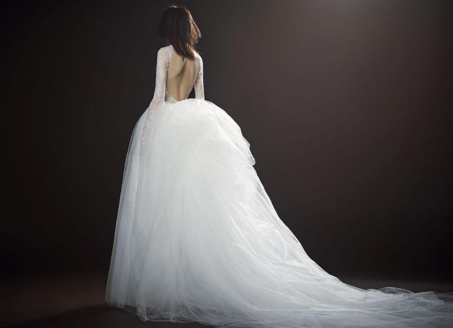 свадебные платья 2018: главные тенденции 21