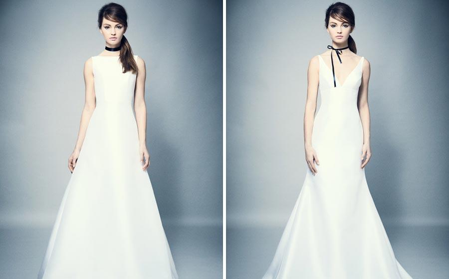 свадебные платья 2018: главные тенденции 27