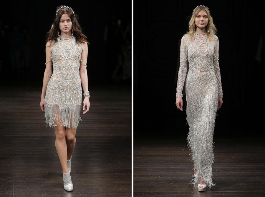 свадебные платья 2018: главные тенденции 43