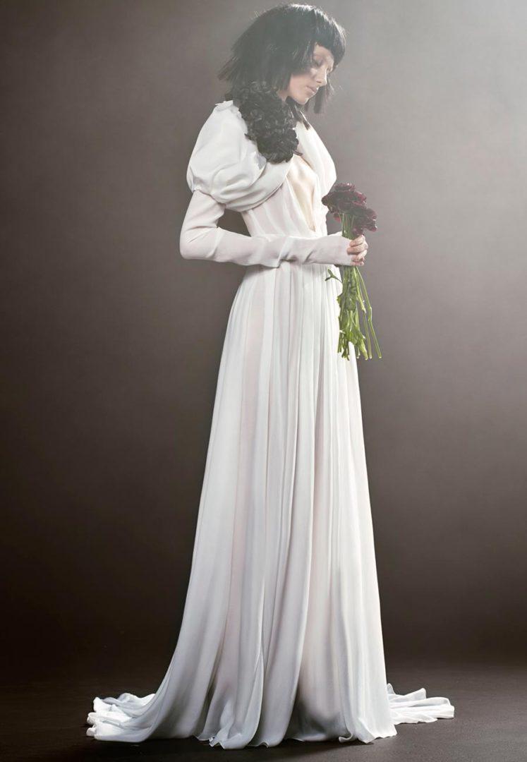 свадебные платья 2018: главные тенденции 44