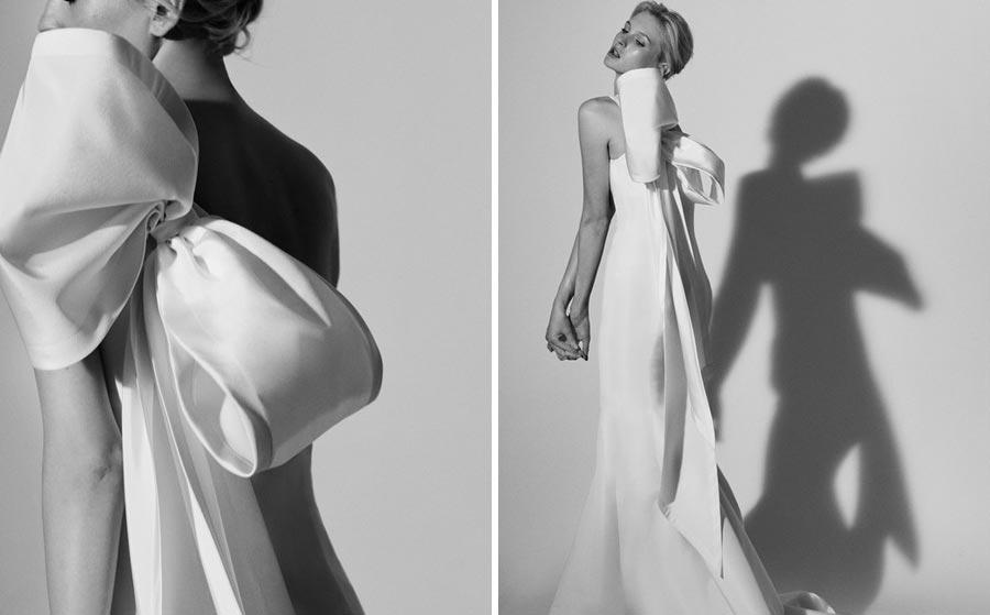 свадебные платья 2018: главные тенденции 46