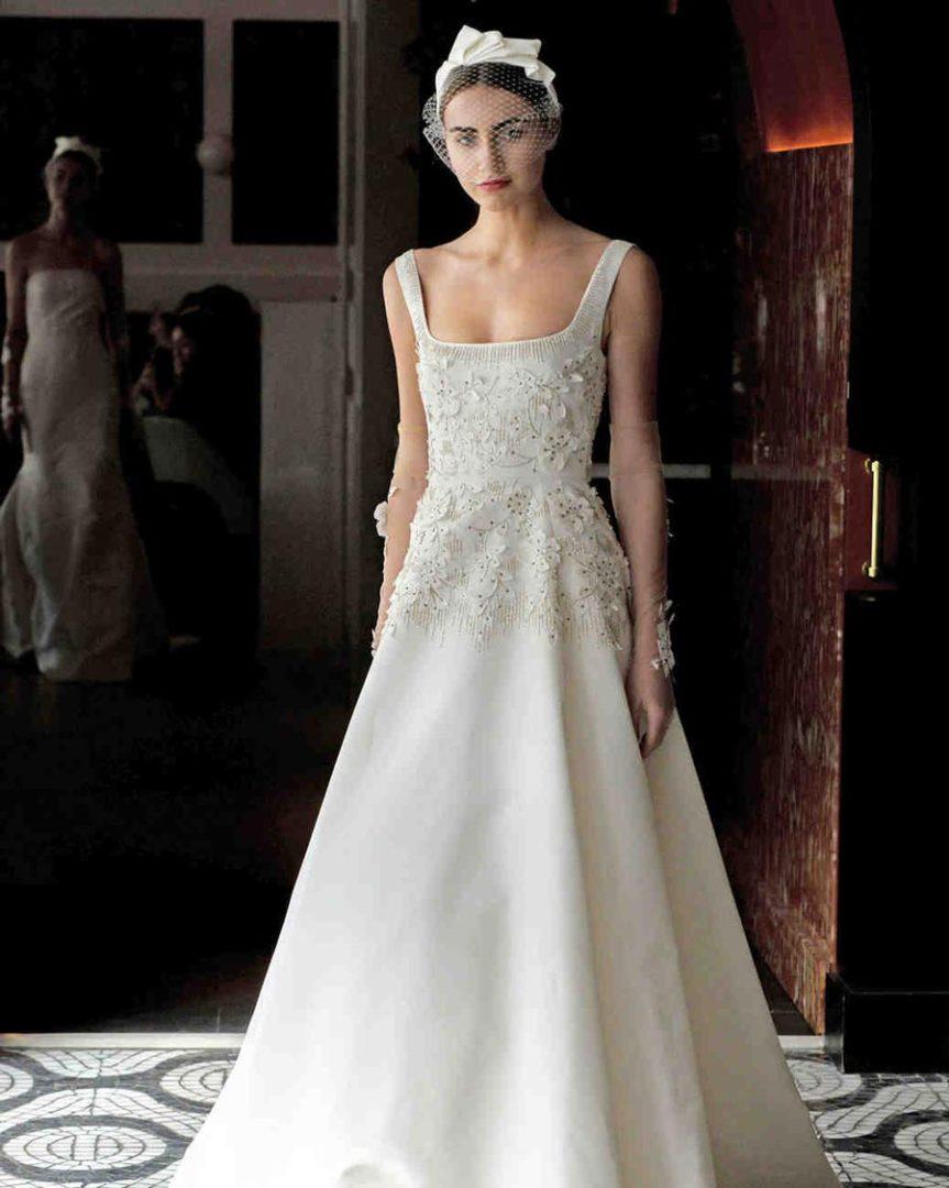 свадебные платья 2018: главные тенденции 8