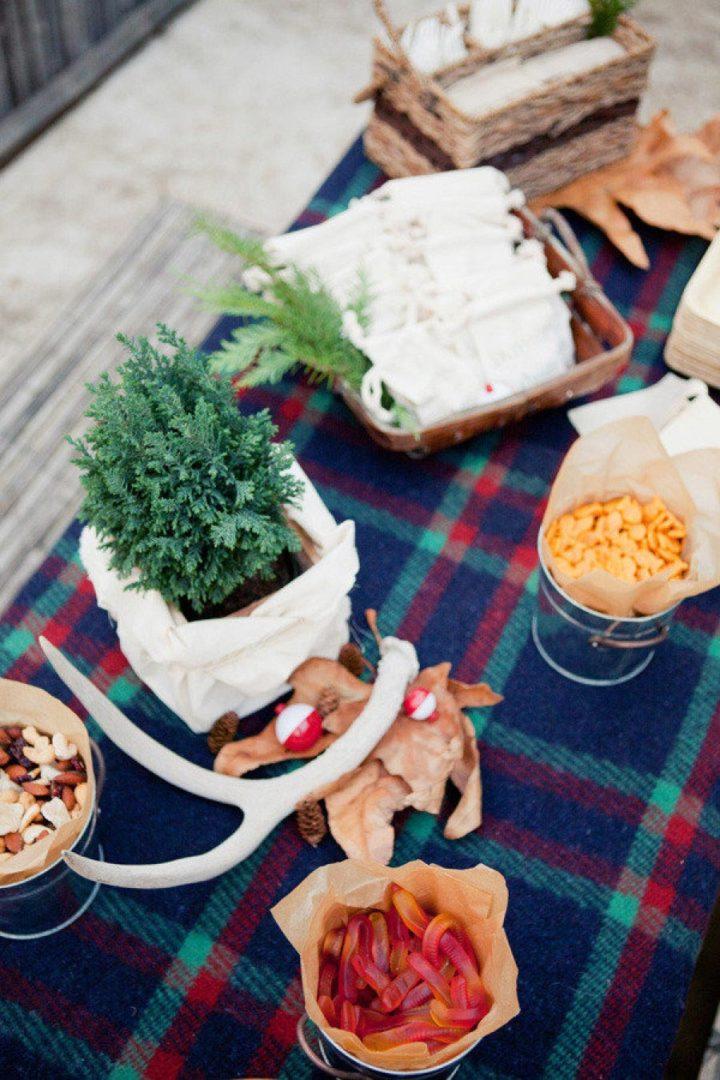 15 идей для уютной осенней свадьбы 11