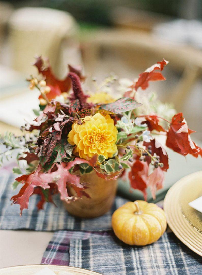 15 идей для уютной осенней свадьбы 16
