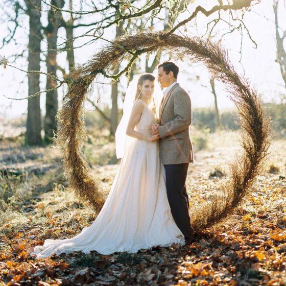 Осенняя свадьба: 15 уютных идей