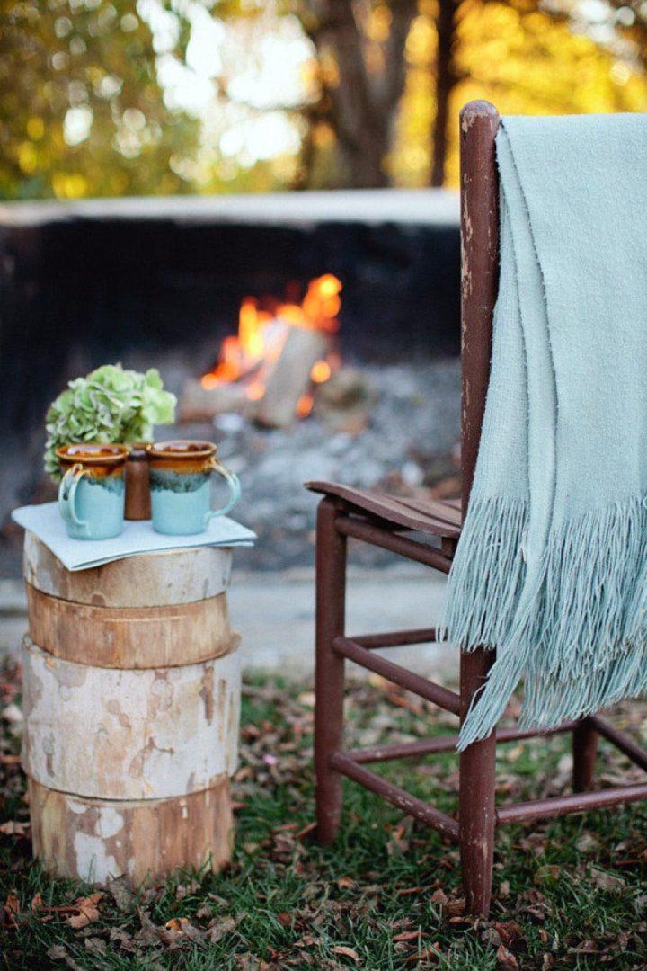 15 идей для уютной осенней свадьбы 5