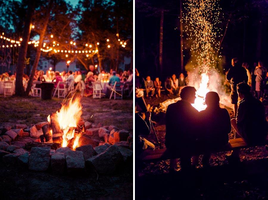 15 идей для уютной осенней свадьбы 8