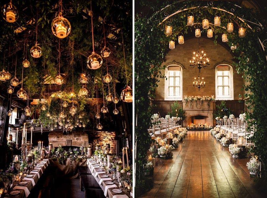 свадьба в стиле гарри поттер 9