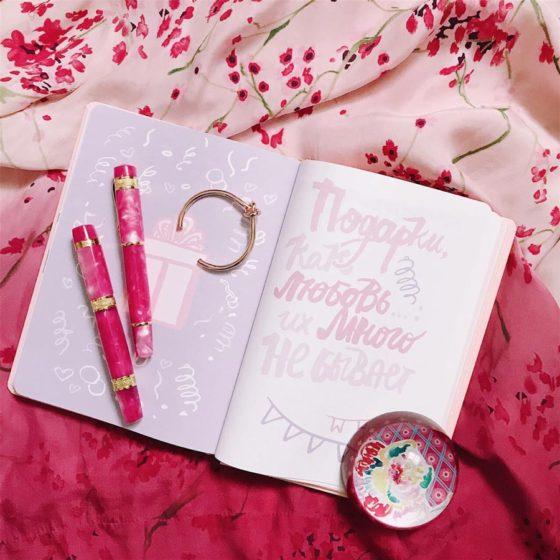 Свадебные ручки Ancora Pens