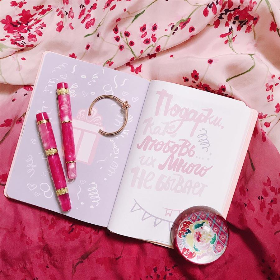 свадебные ручки ancora pens 1