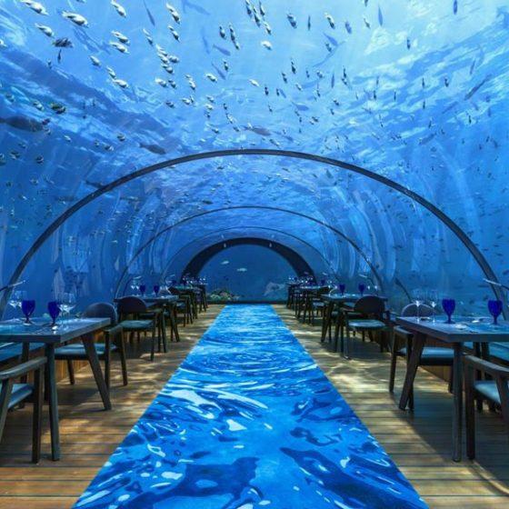 20 необычных отелей для молодоженов