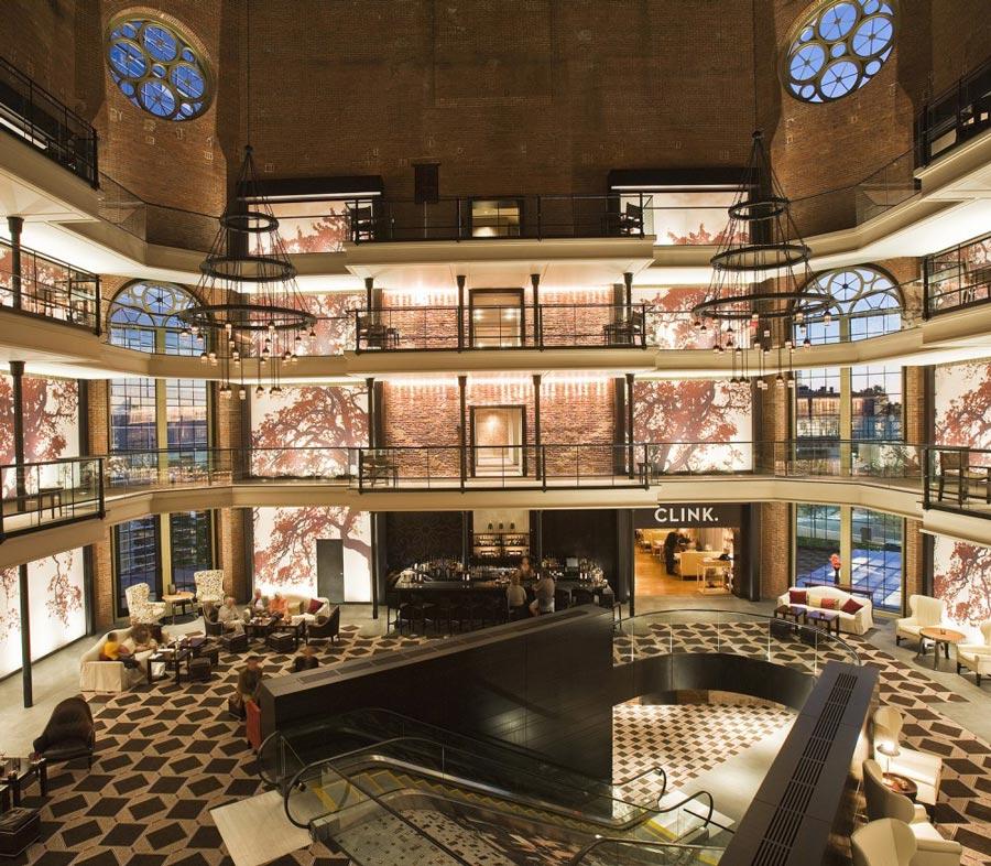 20 необычных отелей для молодоженов 52
