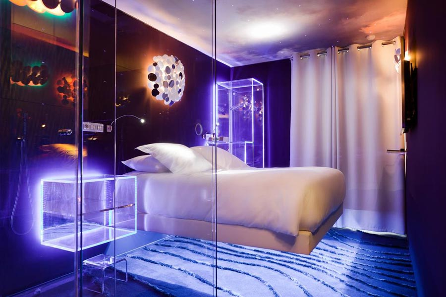 20 необычных отелей для молодоженов 6