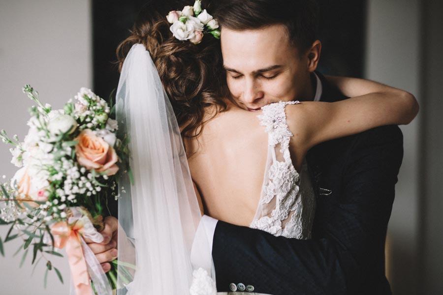 счастливая свадьба лили и кирилла 12
