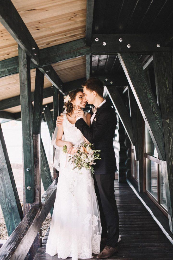 счастливая свадьба лили и кирилла 17