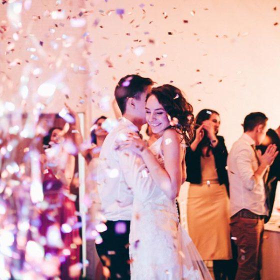 Счастливая свадьба Лили и Кирилла