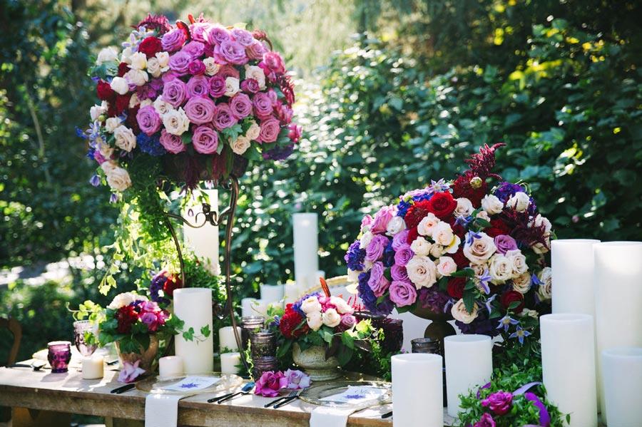 как организовать свадьбу в стиле рапунцель 4