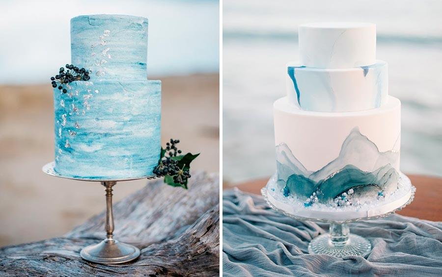 свадебный торт 2018 13
