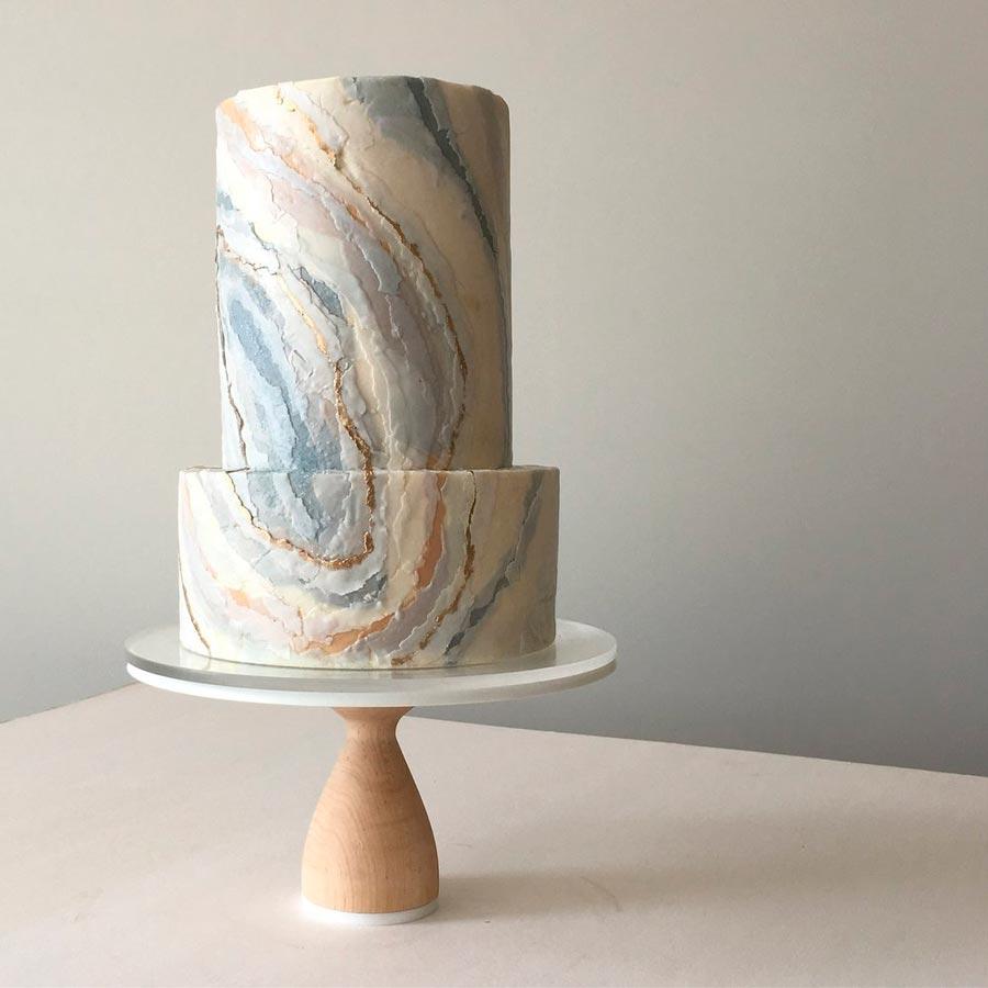 свадебный торт 2018 14