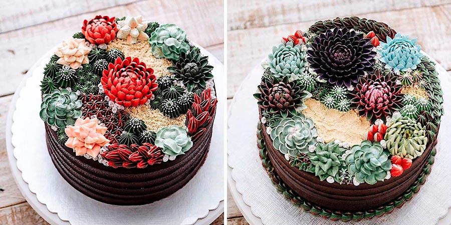 свадебный торт 2018 16
