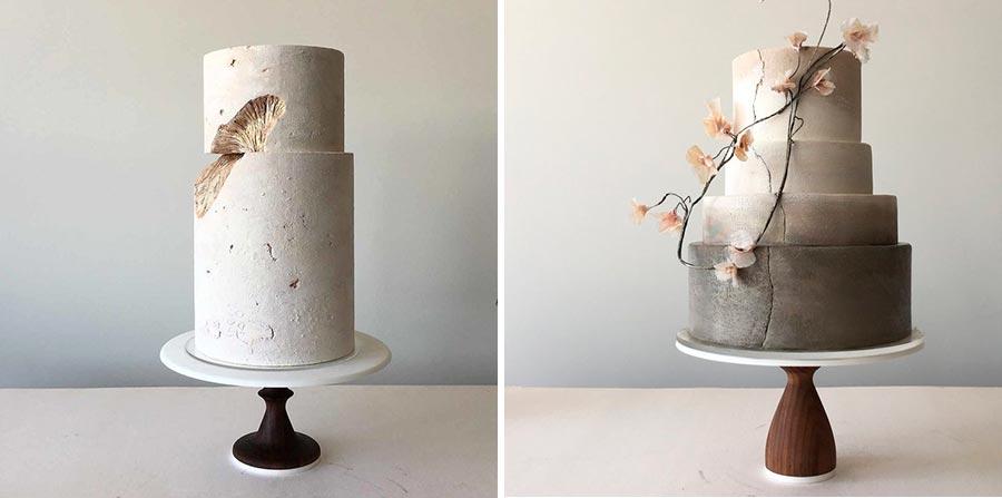 свадебный торт 2018 17