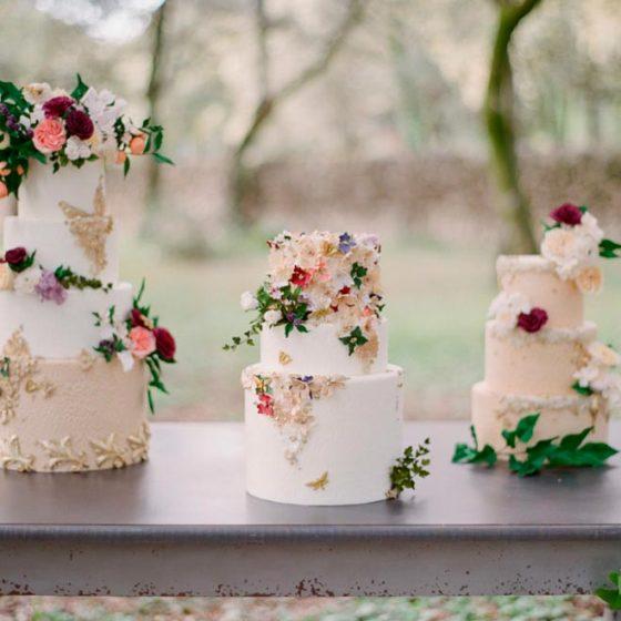 Свадебный торт 2018 — 7 главных тенденций