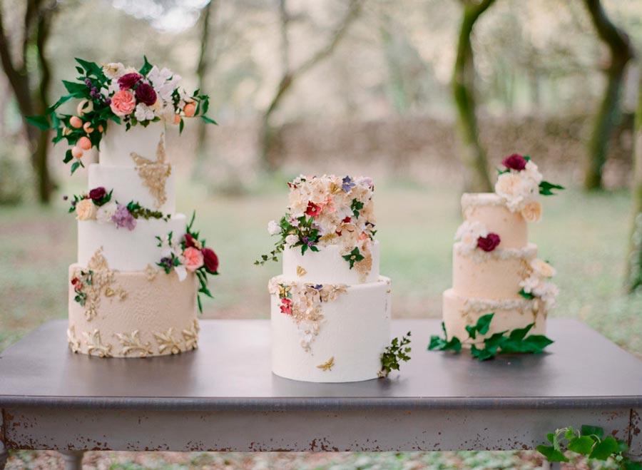 свадебный торт 2018 18
