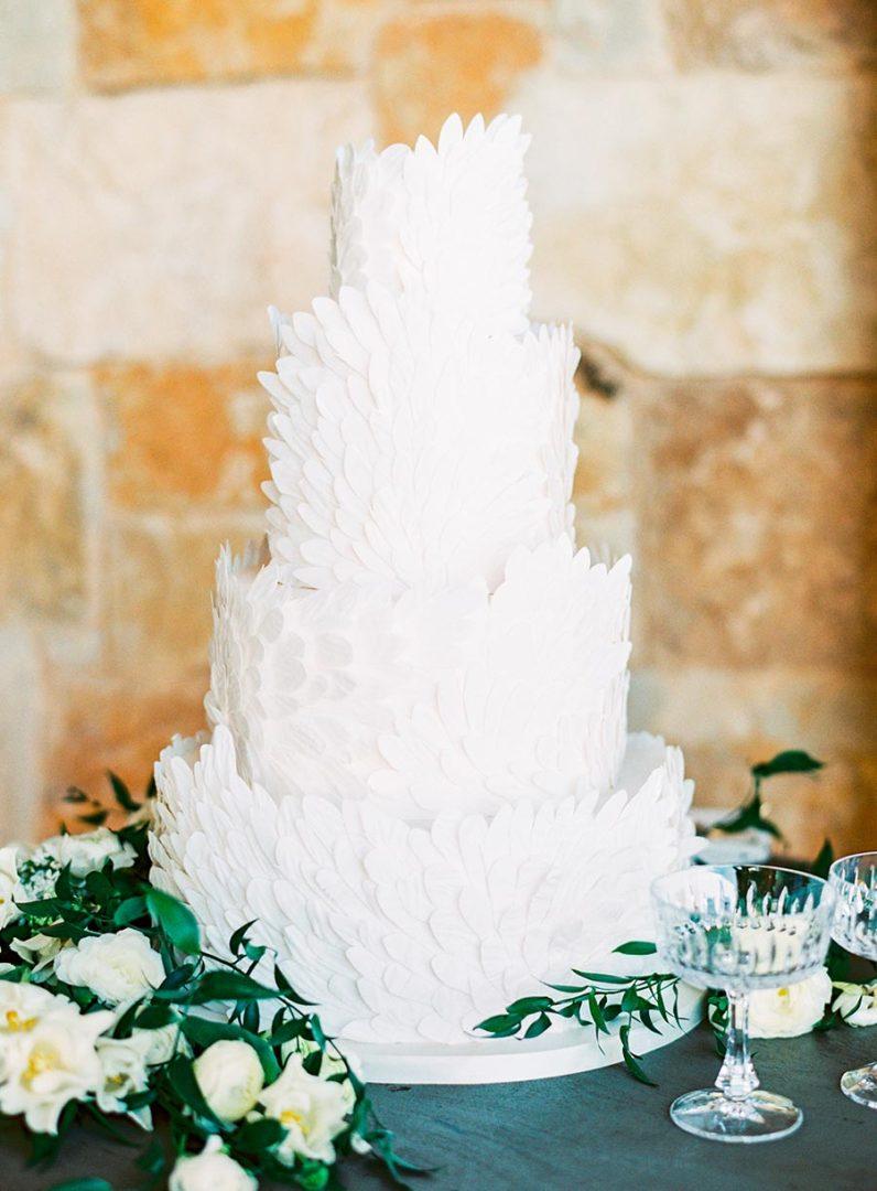 свадебный торт 2018 3